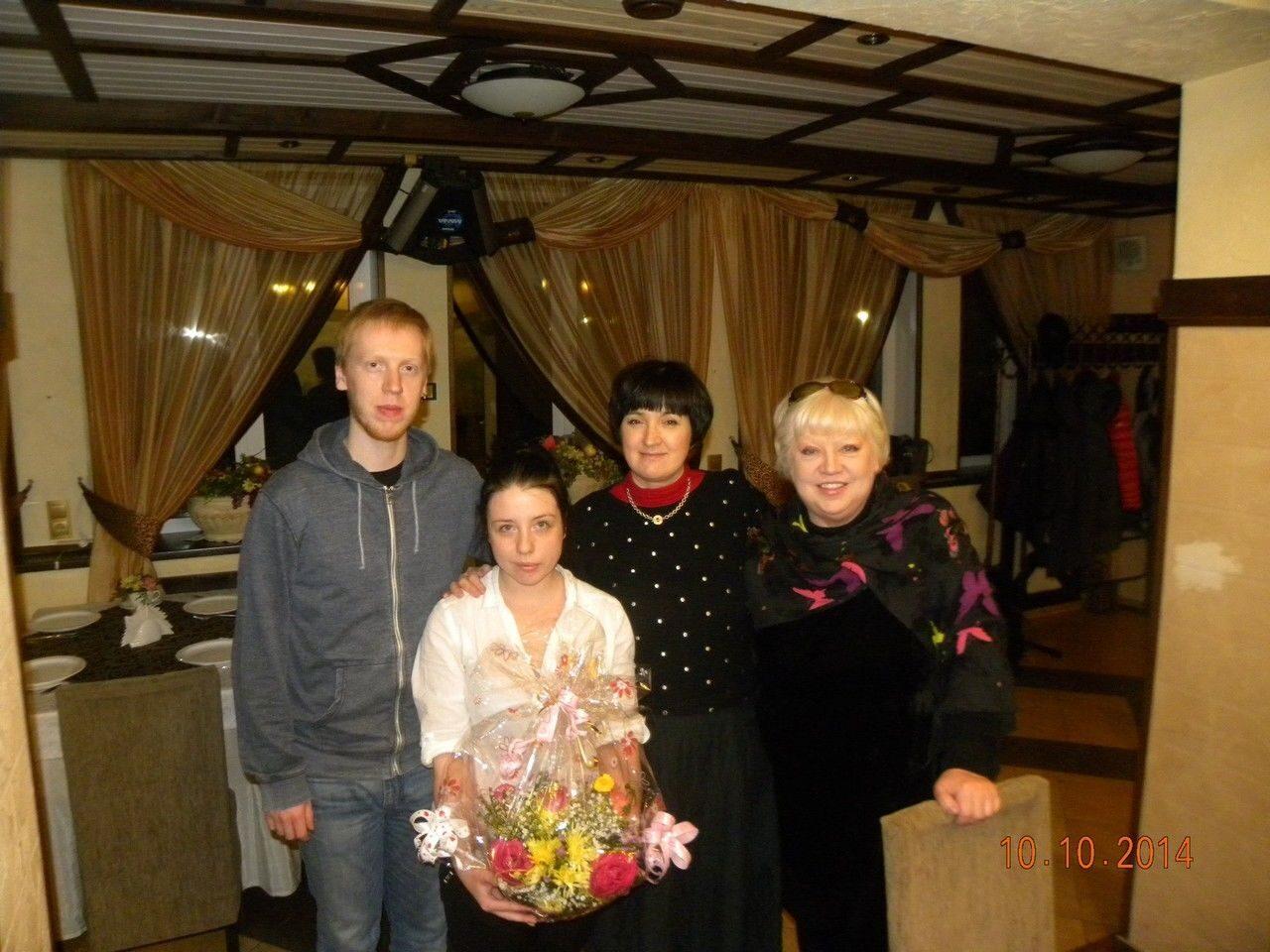 Светлана Крючкова биография актрисы, фото, ее мужья и дети